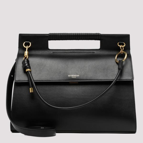Whip black large bag