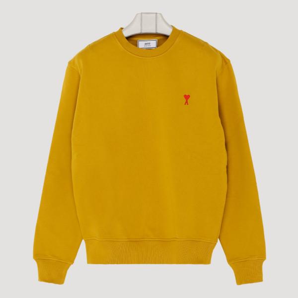 Yellow De Coeur Sweatshirt