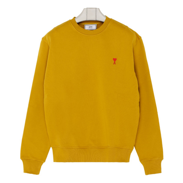 Yellow De Coeur Sweatshirt