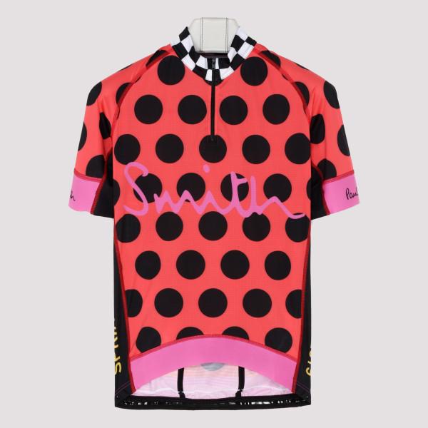 Multicolor polka dots...