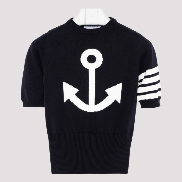 Navy 4-Bar Anchor Icon...