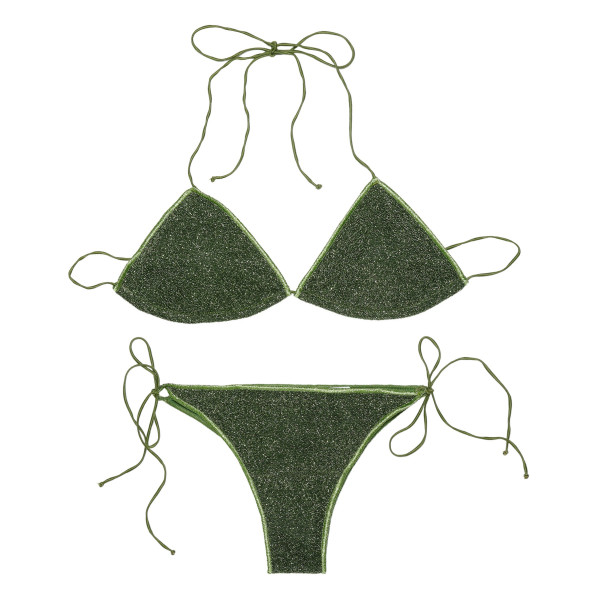 Green Lumiere bikini set