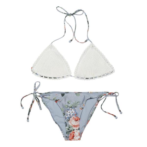 Bowie Crochet Bikini