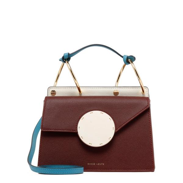 Phoebe bis burgundy shoulder bag