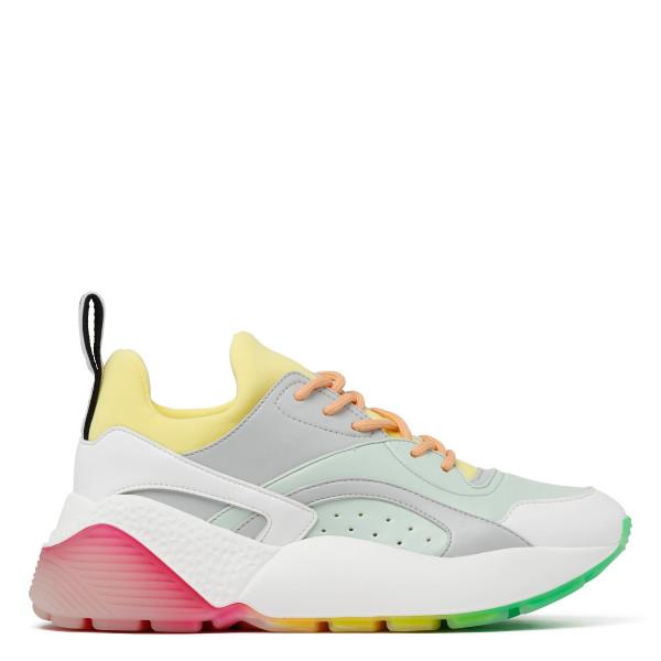 Multicolor Eclypse Pastel Sneakers