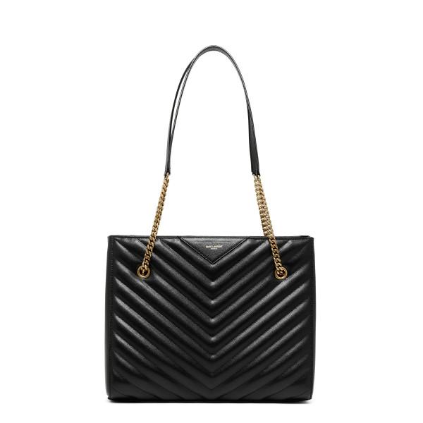 Black Medium Tribeca shopping bag