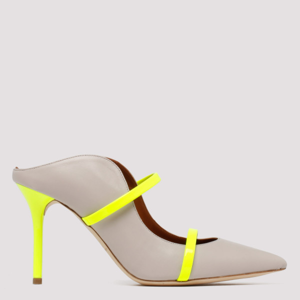 Maureen ice and yellow mules