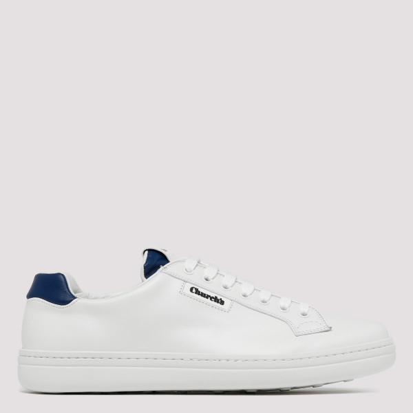 Ch871 white and blue sneakers