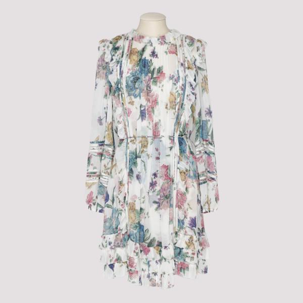 Ninety Six Linear Mini Dress