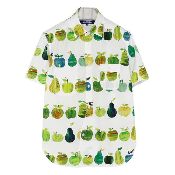 Apples and Pears printed shirt