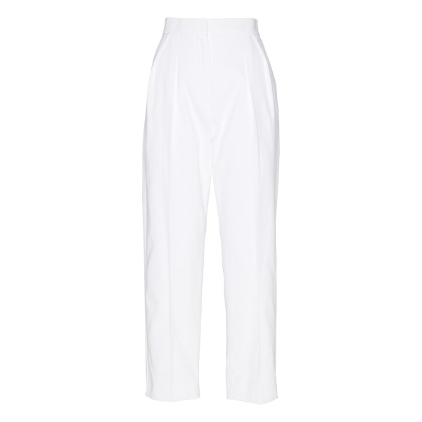 White Angus pants