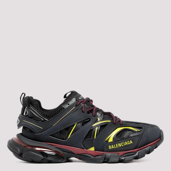Black Track sneakers