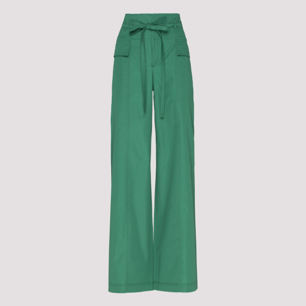 Virgin green pants