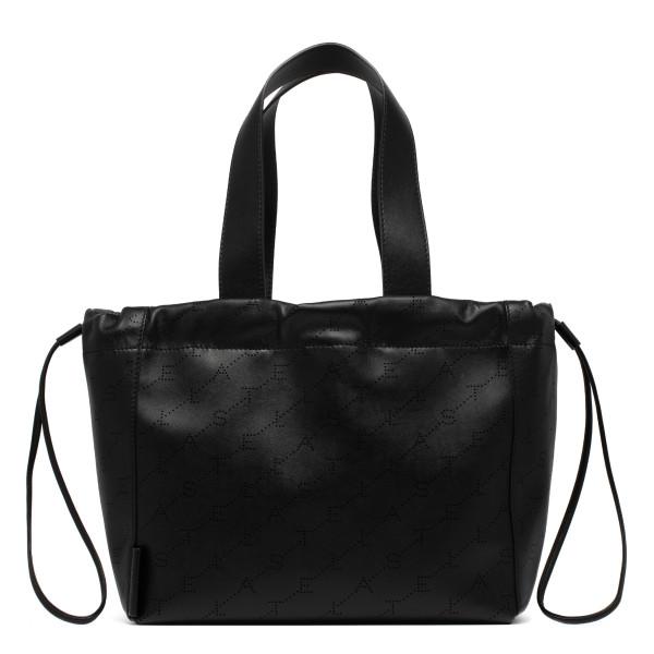 Monogram black handbag