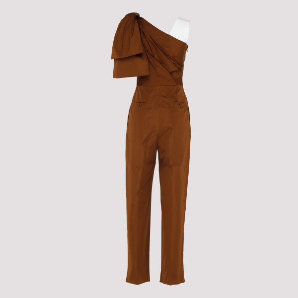 c8ee28e9908 Avola one-shoulder jumpsuit