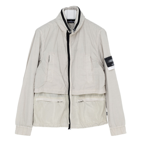 Shadow Project Beige double layer jacket