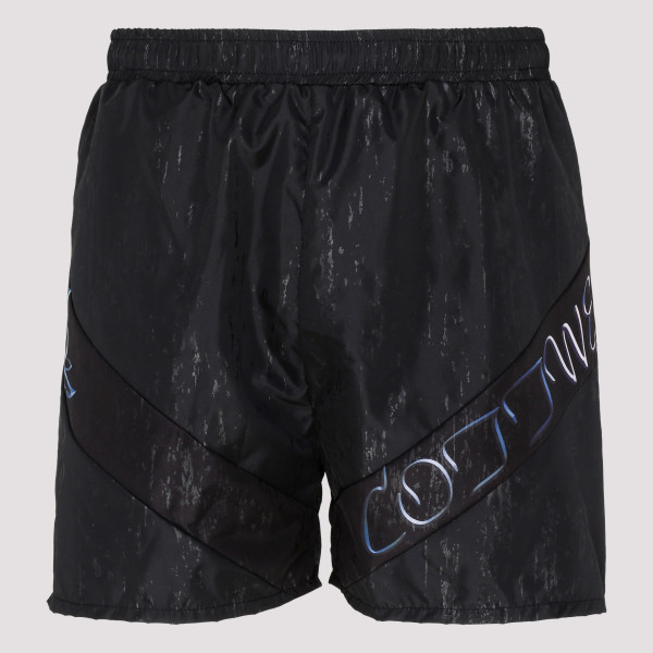 Black Lotus Swim Shorts