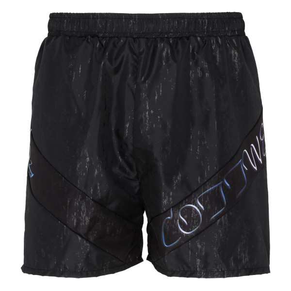 Black Lotus Swim Shorts