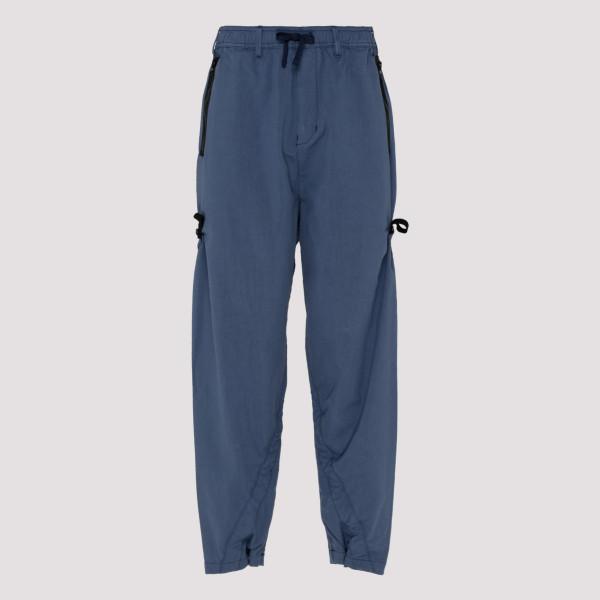 Blue sporty pants