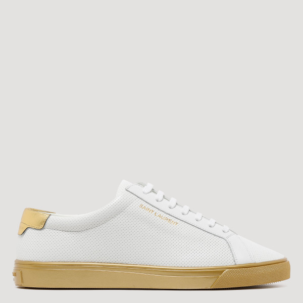 Andy optic white sneakers
