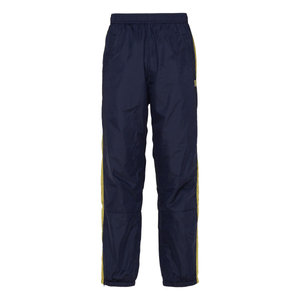 Navy blue track pants