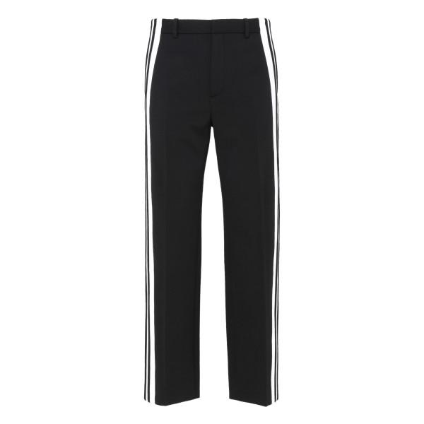 Black classic jogging pants