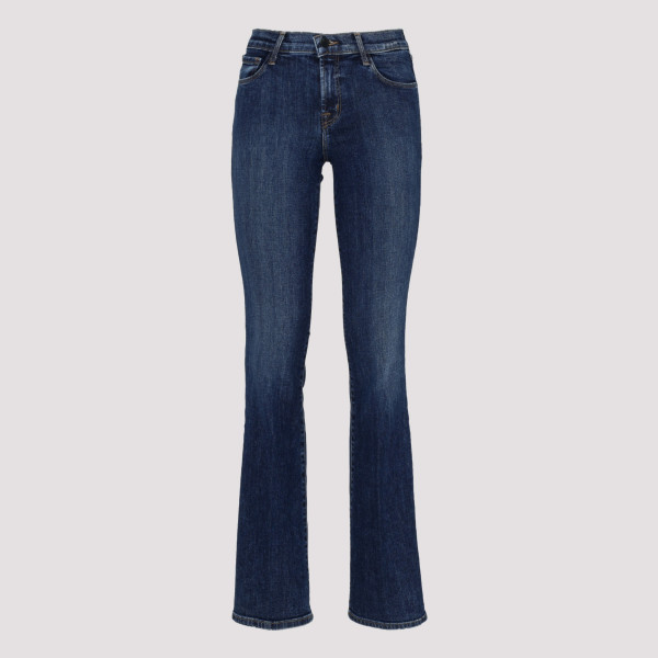 Dark Blue high rise jeans