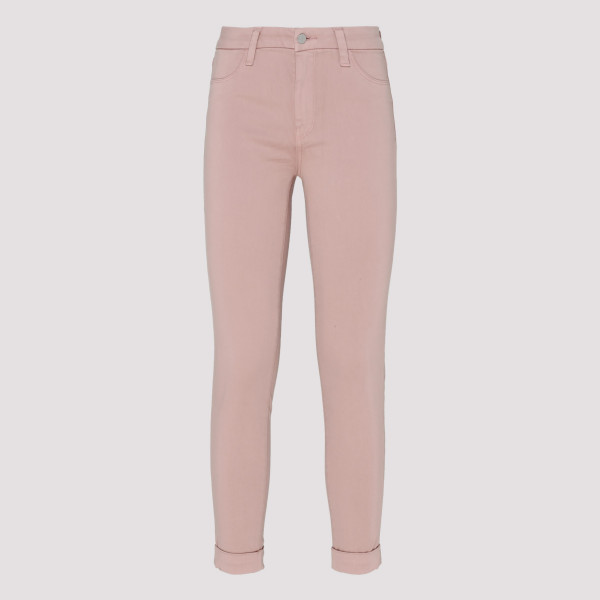 Pink high-rise super-skinny...