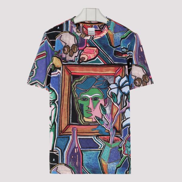 Artist Studio print T-Shirt