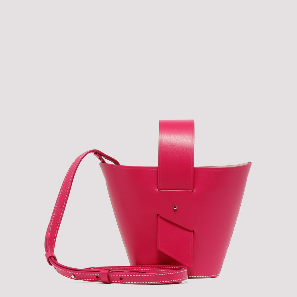 Fuchsia Amphora bucket bag