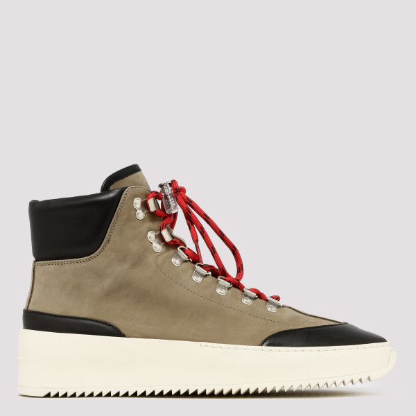 Hiker Suede Sneakers