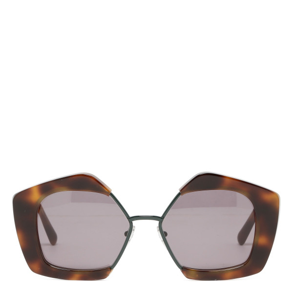 Tortoise acetate Edge sunglasses