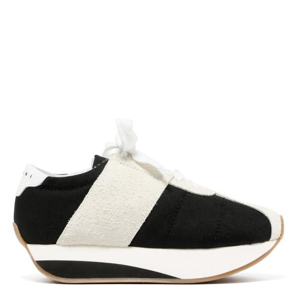 Bigfoot black and grey sneakers