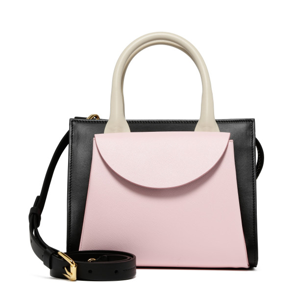 Law black and pink small bag