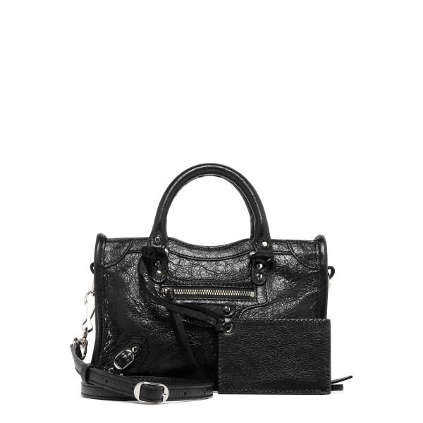 Black Classic City Nano handbag