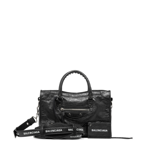 Classic City S black handbag