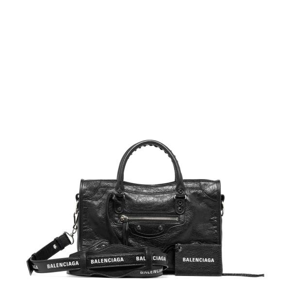 Classic City S black handbag