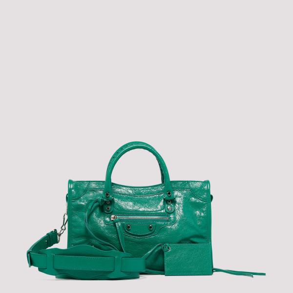 Classic City S green handbag