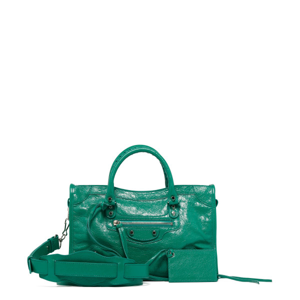 Classic City S green handbag