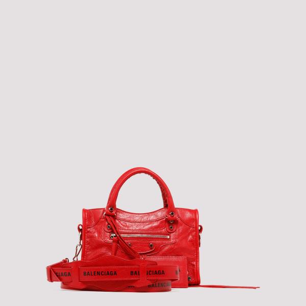 Classic City mini red handbag
