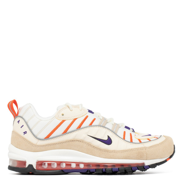 Air Max 98 light cream sneakers