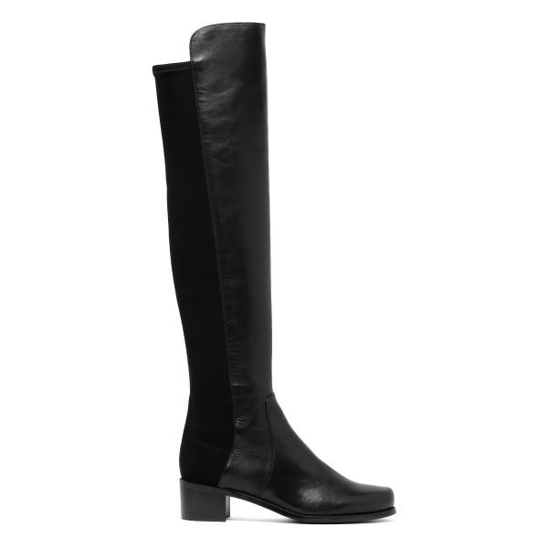 Black Reserve boots