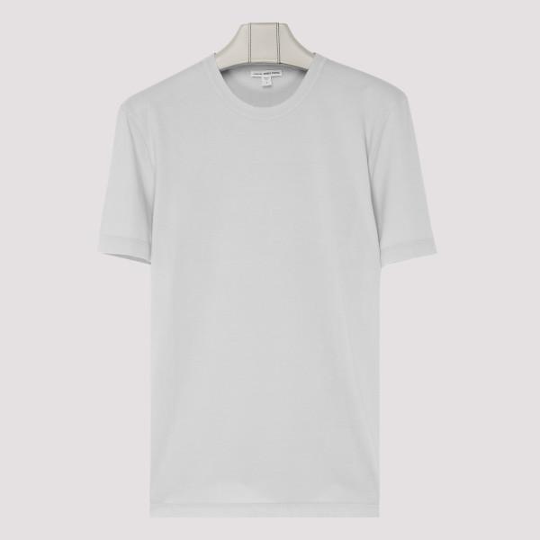 Light gray classic T-shirt