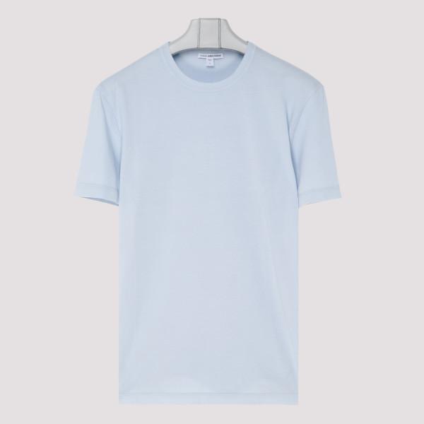 Light blue classic T-shirt