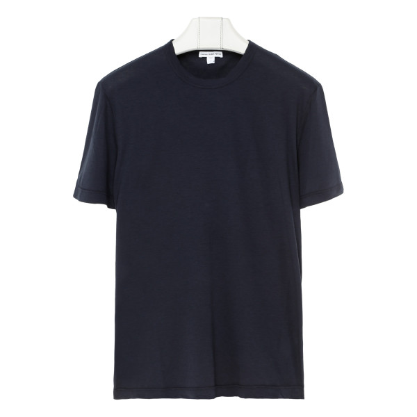 Deep blue classic T-shirt