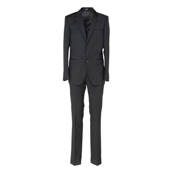 Dark-Grey wool suit