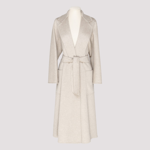 Beige Cashmere Labbro coat
