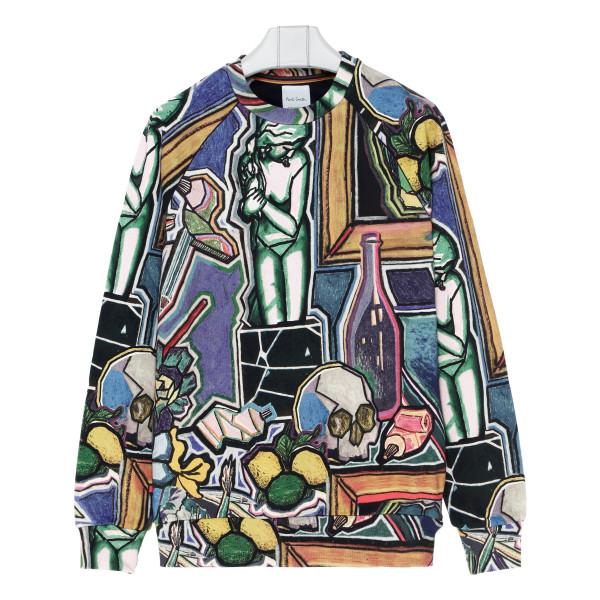 Multicolor Artist Studio sweatshirt