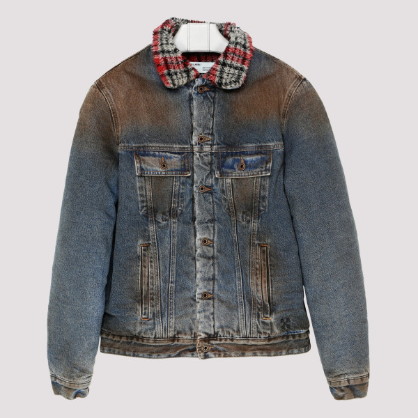 Distressed Faux...