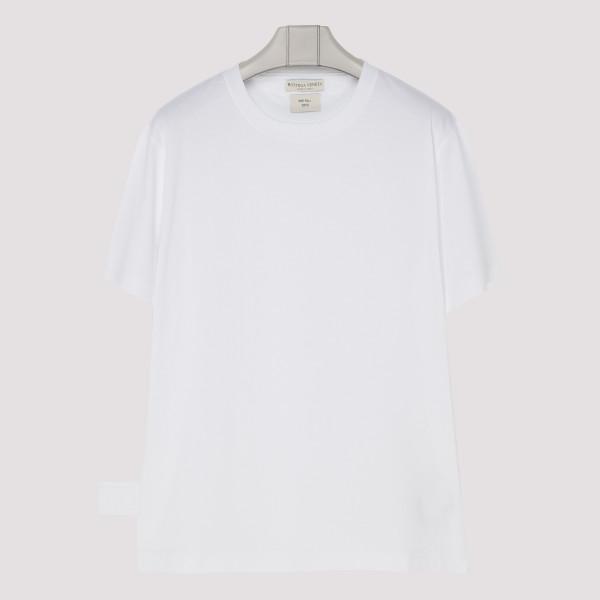 White cotton classic T-shirt